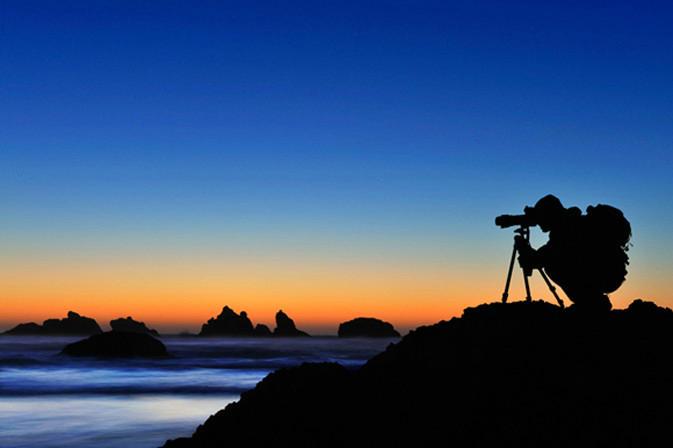 简单的谈谈剪影拍摄技巧-温州梦幻职业技能培训学校
